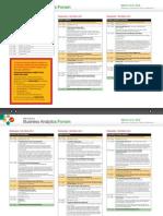 Business Analytics Forum Agenda for Web