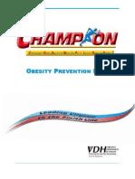 CHAMPION Obesity Prevention VA