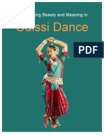 Appreciating Beauty and Meaning In Odissi Dance