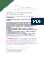 INFORME con imágenes en PDF --PROYECTO SALVAR NAZCA (facebook)