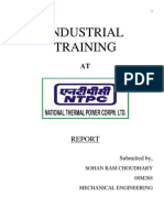 Industrial Training Ntpc