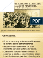 La Historia Social 1