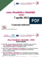20120323 Ziua Mondiala a Sanatatii