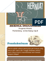 Hernia Inguinal Is