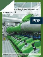 Diesel Gas Engines Mkt India 2011