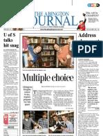 The Abington Journal 05-30-2012