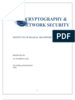 Crypto&Network Security