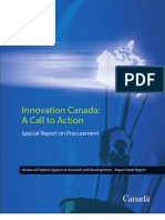 Innovation Canada Procurement Report-Eng