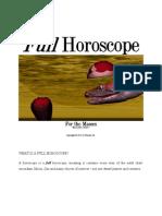 Full Daily Horoscope