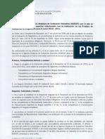 Instrucciones PED 1011