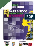Informacioìn II PONGA RACING, 23 y 24 de junio 2012