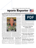 May 30 - June 5, 2012 Sports Reporter