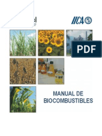 Manual Bio Combustibles ARPEL IICA