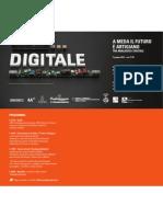 A Meda il Futuro è Artigiano, tra Analogico e Digitale