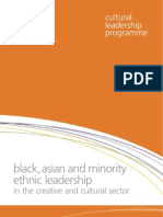 Black Asian and Minority Ethnic Leadership