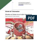 MELANI Rapport Semestriel 2011-II