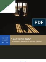 Afghanistan- I Had to Run Away