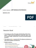 Cisco Nexus 7000 H/W Architecture