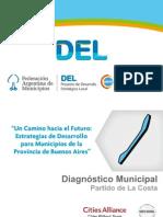 PROYECTO DE DESARROLLO ESTRATÉGICO LOCAL (DEL)  DIAGNOSTICO.