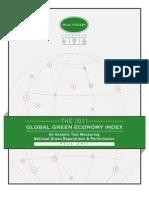 2011 Global Green Economy Index (SM)