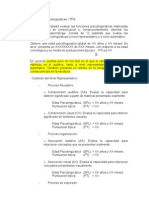 ITPA. Plantilla