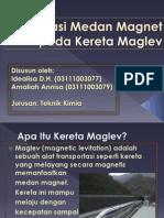 Kereta Maglev Ppt