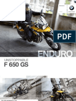 Catalogo Mr f650gs My2012 Esp