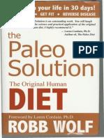 The Paleo Solution - Robb Wolf.pdf