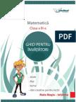 Ghid pentru Invatatori (Matematica, cls. a III-a) - Preview