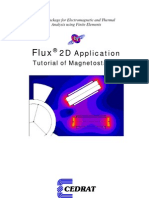 Flux 2D Tutorial