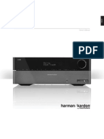 Owner Manual - AVR 156 (English EU)