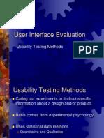 18 Testing Methods