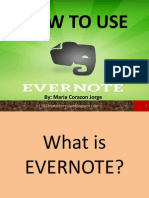 Maria Corazon_Jorge_How to Use Evernote