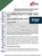 DESARROLLO ECONÓMICO Alcalow Cost  (previa)
