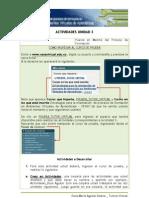 ACTIVIDADES UNIDAD 3_TUTORÍA