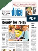 Putnam Voice - 5/30/12