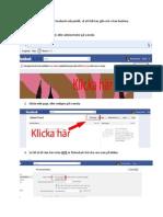 Så här gör du för att göra din facebook sida publik
