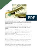La Comisión Económica para América Latina y el Caribe