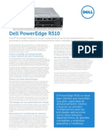PowerEdge R510 Spec Sheet LA
