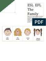 Preview ESL EFL the Family