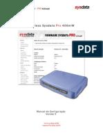 Sysdata Pro 400mW_5460-V5.1