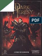 Dark Heresy - Core_Rulebook