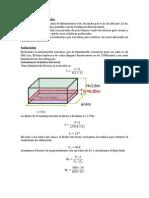 Ejemplo de cálculo luminotecnico