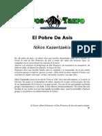 Kazantzakis Nikos - El Pobre de Asis
