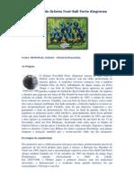 A História do Grêmio