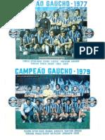 Posters do Grêmio