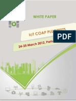 CoAP Whitepaper