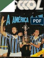 01 - Revista Gool nº 3 - Campeão da América 1983