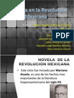 Literatura en la Revolución Mexicana