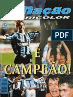 03 - Nação Tricolor nº 04 - É Campeão (1996 )
